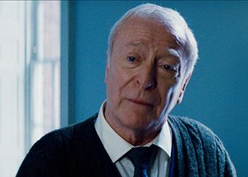 Michael Caine parla di Tenet, il nuovo film di Christopher Nolan