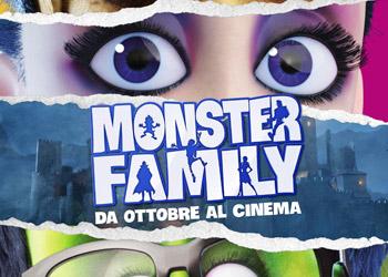 Monster Family: il trailer ufficiale del film in uscita il 19 ottobre