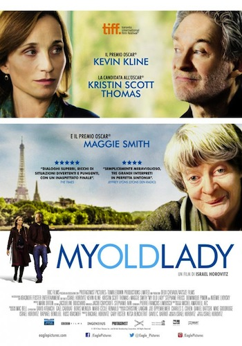 My Old Lady - Recensione