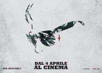 Come Un Tuono: nuovo poster italiano