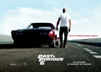 Fast and Furious 6: il teaser poster del film
