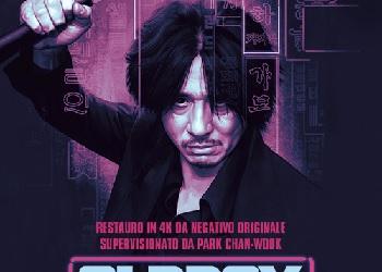 Oldboy: rilasciato il teaser poster del film di Park Chan-Wook