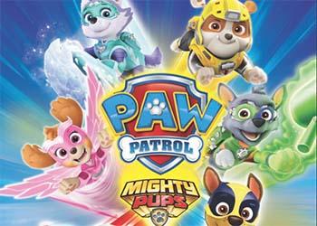 Paw Patrol - Mighty Pups: il trailer ufficiale italiano