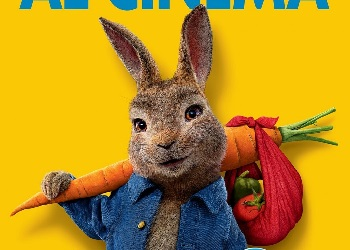 Peter Rabbit 2: Un Birbante in Fuga: lo spot italiano Crazy