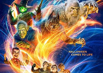 Piccoli Brividi 2: I Fantasmi di Halloween: Ken Jeong protagonista nella nuova clip