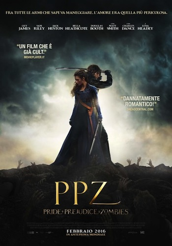 PPZ - Pride and Prejudice and Zombies - Recensione