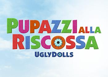 Pupazzi alla Riscossa – Ugly Dolls: la featurette Achille Lauro e Lucky Bat