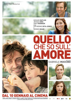 Quello che so sull'amore: Video Intervista a Gabriele Muccino