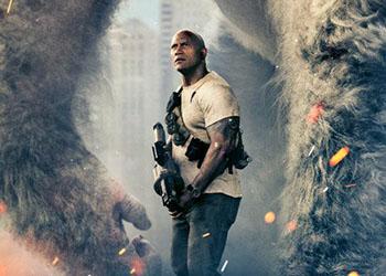 Rampage - Furia Animale dal 12 aprile al cinema: online il trailer italiano