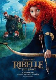 Ribelle - The Brave - Recensione