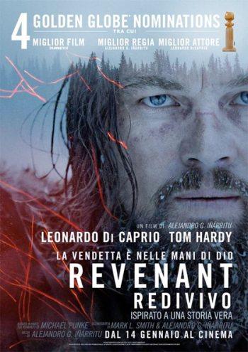 Revenant - Redivivo - Recensione