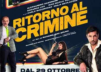 Ritorno al Crimine: online una clip di backstage