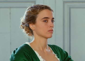 Ritratto Della Giovane in Fiamme: online la clip Poserò per lei