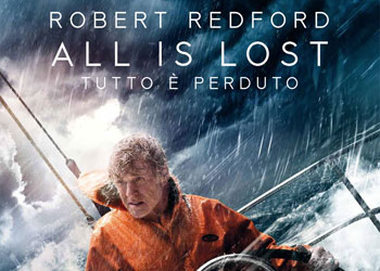 All is Lost - Tutto � perduto con Robert Redford: il trailer italiano