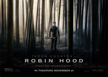 Robin Hood: rilasciata la featurette Sizzle