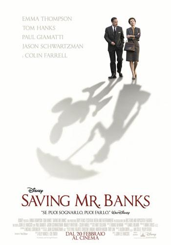 Saving Mr. Banks - Recensione