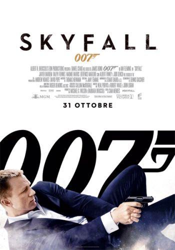 007 Skyfall - Recensione