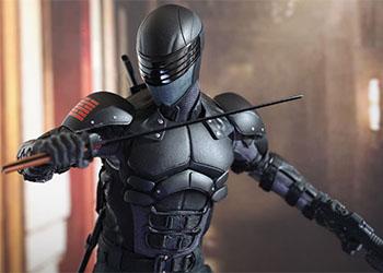 Snake Eyes: la nuova featurette svela le origini del personaggio