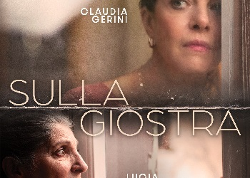 Sulla Giostra: il trailer del film con Claudia Gerini