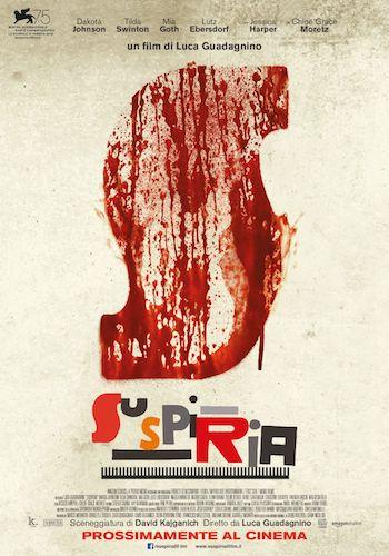 Recensione di Suspiria - Venezia 75