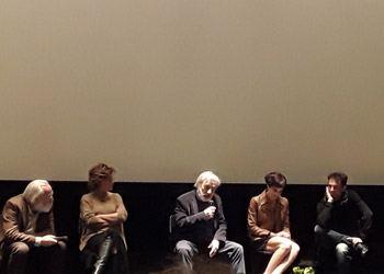 Anteprima romana de La tenerezza il nuovo film di Gianni Amelio