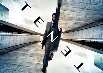 Tenet: online diversi poster con i protagonisti del film
