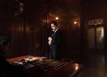 Tesla: il trailer internazionale del film con Ethan Hawke