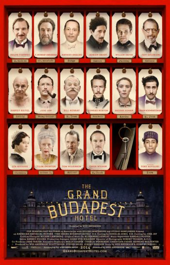 The Grand Budapest Hotel - Recensione