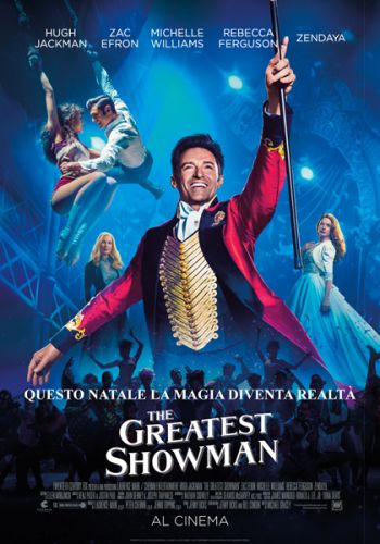 The Greatest Showman - Recensione