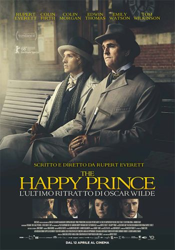 The Happy Prince - Recensione
