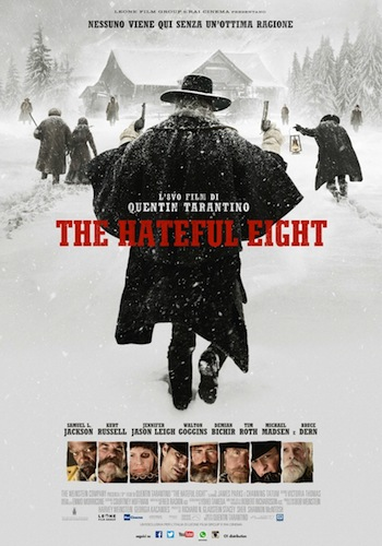 The Hateful Eight - Recensione