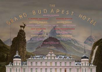 The Grand Budapest Hotel, dal 10 Aprile al cinema
