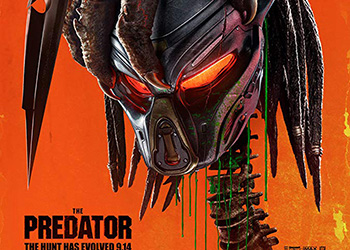 The Predator: lo spot E' un cacciatore
