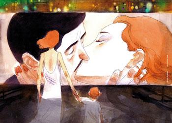 31a edizione del Torino Film Festival: ecco il manifesto ufficiale disegnato da Gipi