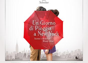 Un Giorno di Pioggia a New York: in rete un nuovo spot del film