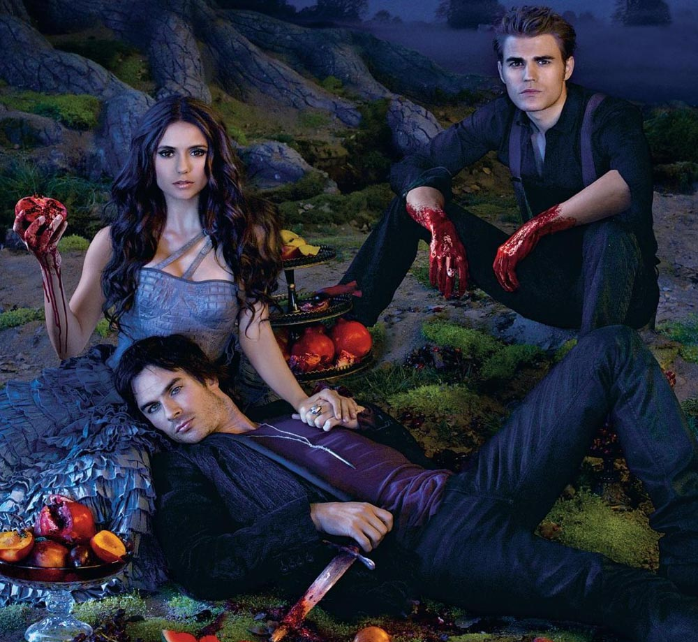 series tv mksniper vampire diaries saison 3